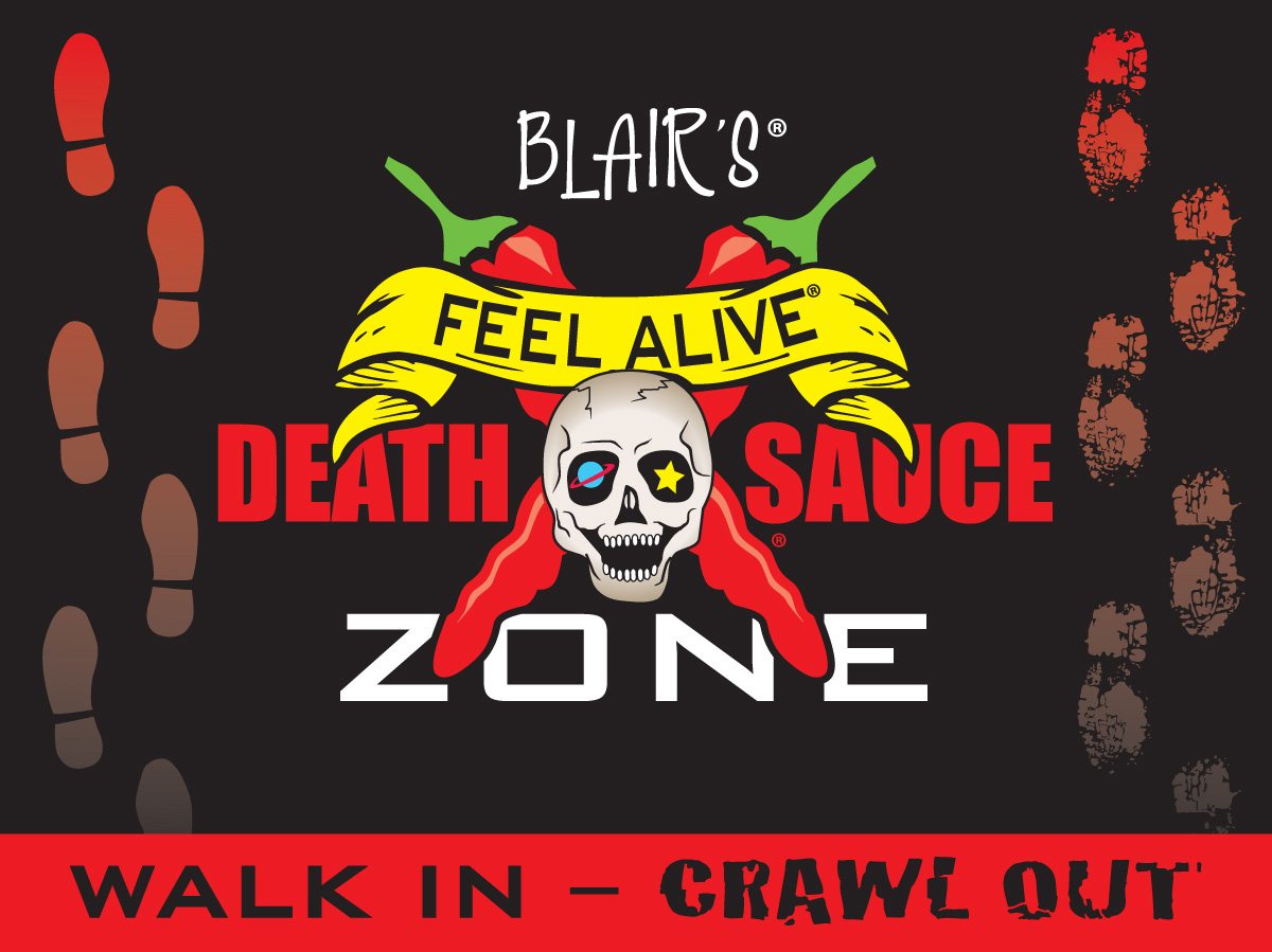 Death sauce blair 39 s for Www gardner com